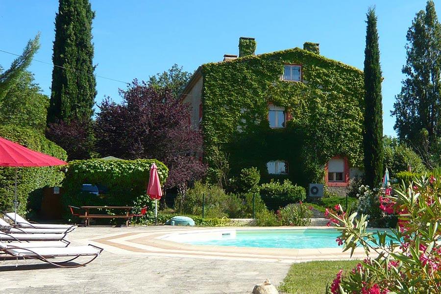 bfe348dcbed Chambres d hôtes en drôme provençale