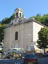 église de dieulefit